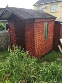 Garden shed / play house 6x6