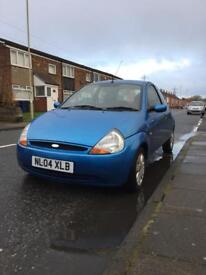 Ford Ka 2004, 3 Door Hatchback, 61480 miles