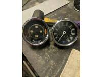 Mk2 Ford Cortina clocks