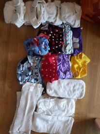 nappies reusable big back RPP £140