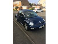 Navy VW Beetle 1.4 petrol