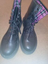 Womens Zone boots