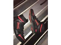 Size 12 men's great condition boxing boots sports