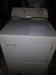 Free 1 Washing machine and two dryers