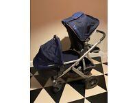 Uppababy Vista Push Chair / Stroller and Pram