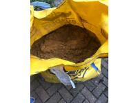 Free to Collect - Building Sand Bag 1/4 Bag