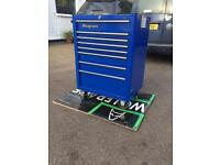 SNAP ON TOOL BOX ROYAL BLUE
