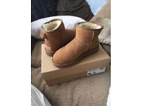 Brand new ladies ugg boots size 3