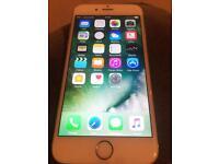 iPhone 6 gold unlocked 128gb
