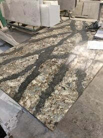 Granite, Quartz,Marble kitchen worktop fireplace bathroom