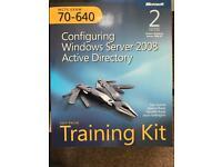 Configuring Windows Server 2008 Active Directory book