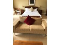Sofas.Pair of high quality, very comfortable sofas in very good condition.