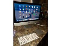 iMac 21.5 (late 2013) 8GB Memory 1TB HD