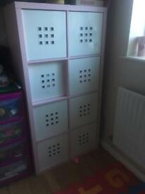 Storage toy boxes