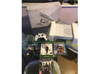 Xbox One S 500GB + 4 Games + 1 Controller