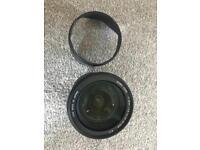 Sigma 17-55mm Nikon fit F/2.8