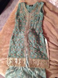 Pakistani kameez and sharara - Brand new- Sana Safinaz brand
