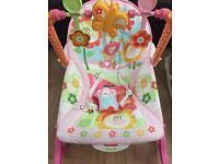 Fisher price infant toddler rocker