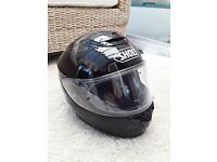 SHOEI QWEST MOTORCYCLE HELMET WITH PINLOCK