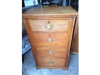 Vintage/antique chest of drawers