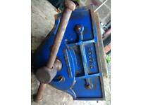Record no53 joiners bench vice quick release