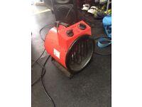 Igenix 3kw electric heater