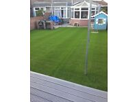 Patio, fencing artificial grass services
