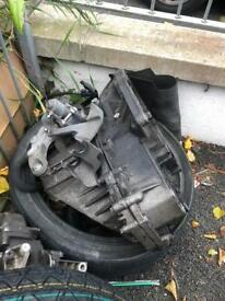 2012 Vauxhall insignia 6 speed f40 gearbox