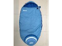 Children's Sleeping Pod Sleeping Bags x2 VERY GOOD CONDITION kids