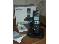 house phone - Sleek Binatone Style 1810 Digital Cordless Phone + Ans Machine in box