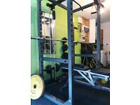 Heavy duty Power rack