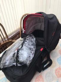 Phil & Teds carrycot