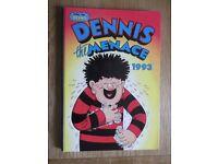 Dennis the Menace Annual 1993 - comic annual