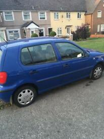 2001 Volkswagen Polo 1.0L 5dr Petrol