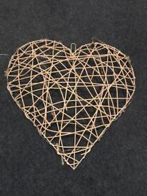 Heart Shaped Wall Light