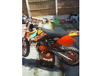 Ktm 65 (race bike)
