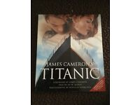 James Cameron's Titanic Book