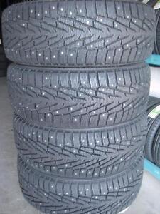 265/65R17, NOKIAN HAKKAPELIITTA 7 SUV, new studded winter tires