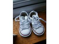 Toddler all star converse