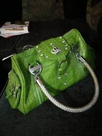 Green bag for sale