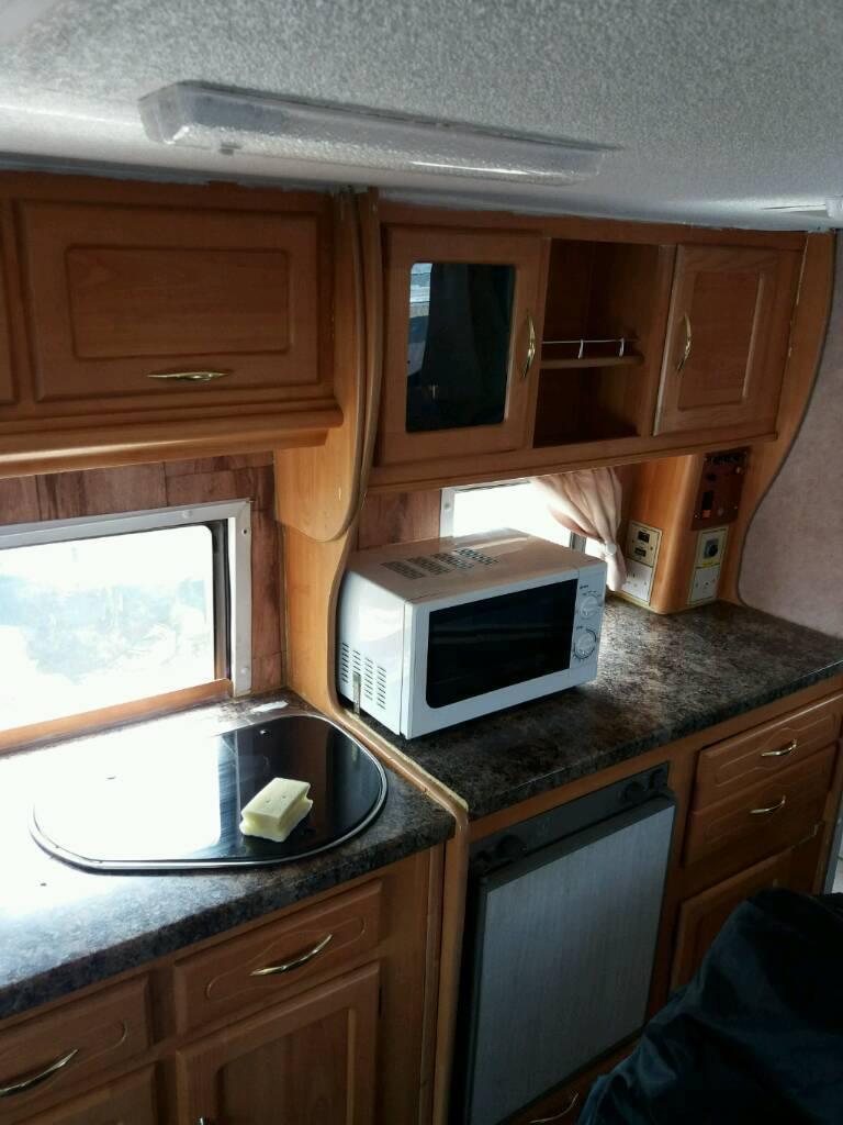 4 berth motorhome for sale £3000 ono