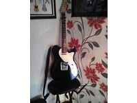 Fender Squire Thinline Telecaster as new !! RRP just under £400 !!
