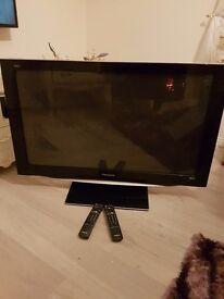 Panasoinc tv 42inch