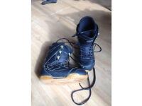 Snowboard boot Elan mod. Pace 11.5US/EU44/MONDO295 BLACK USED