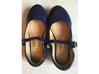 Blue Next girls shoes - size 11 - (Knowle, BS4 see map)