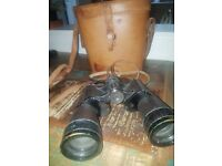 Vintage German Binoculars and case CP Goerz Berlin 8 x Helinox Trieder Binocle pick up london