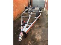SBS R2 1600-B Boat Trailer BRAND NEW, NEVER USED!