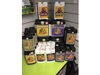 Hydroponics, Advanced Nutrients feeds (Grow,Bloom, A+B) PH perfect