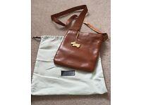 Radley bag, postman style, tan, excellent condition