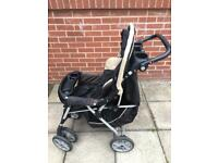 Graco buggy pushchair